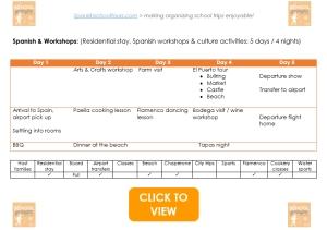 Spanish&Workshops